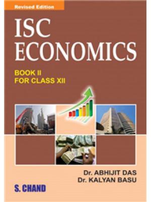 ISC Economics Class-XII