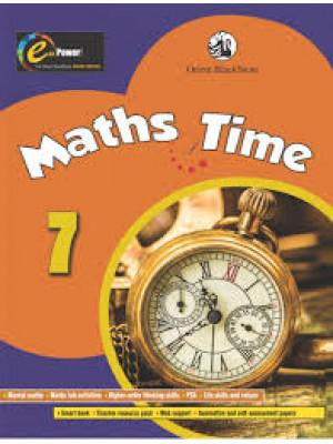 Maths Time Book – 7