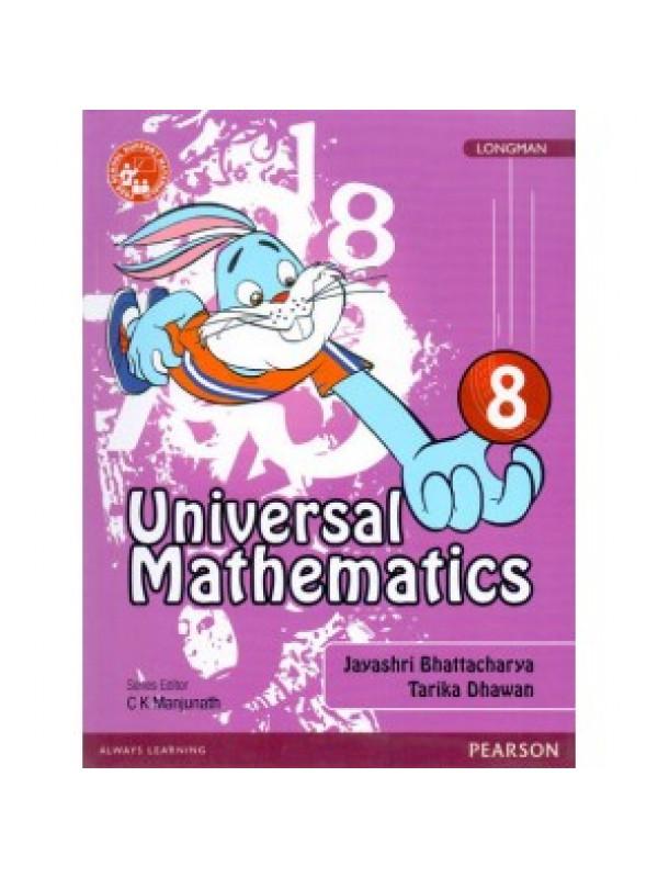 Universal Mathematics 8
