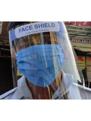 Face Shield - 10 Pcs